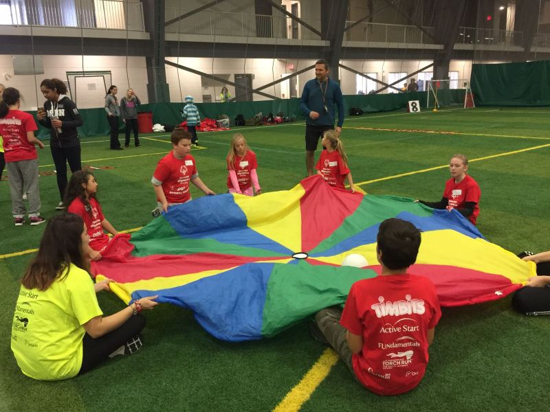 Special Olympics Ontario PAHL Sports Festival