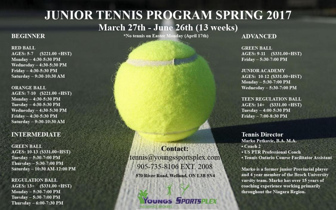 TennisBrochureSpring17